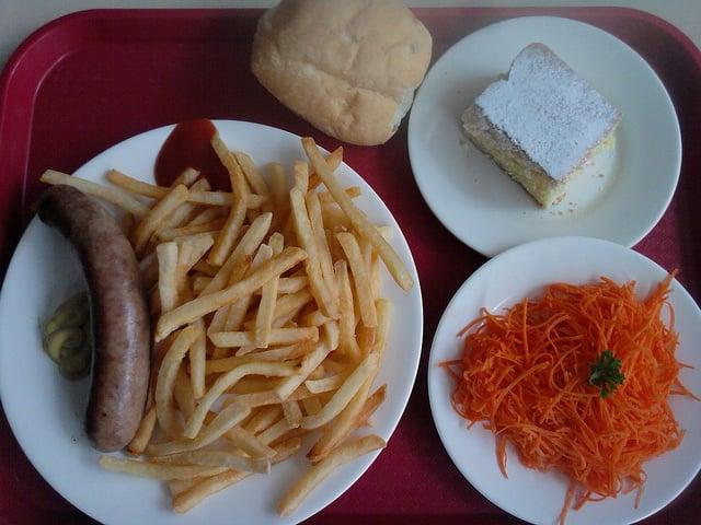 school-lunch-germany