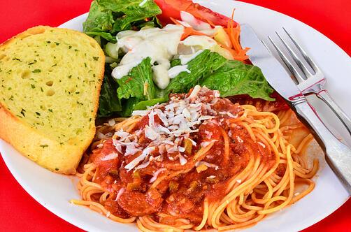 More Veggies In Your Spaghetti