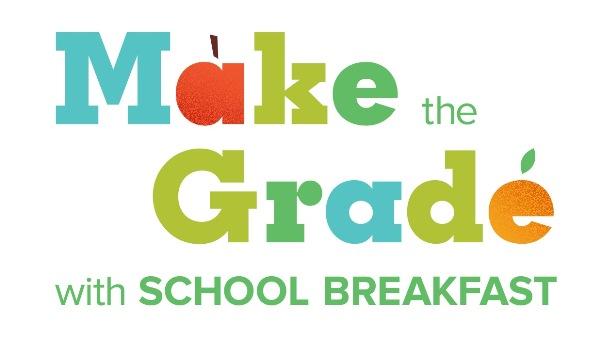 Make The Grade With School Breakfast