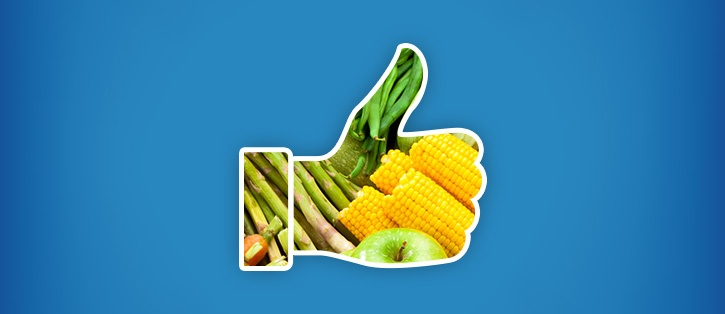 create a facebook page for your school nutrition program