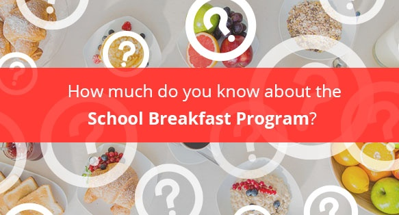 [QUIZ] How much do you know about the School Breakfast Program?