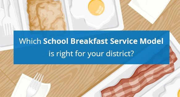Which School Breakfast Service Model is right for your district?