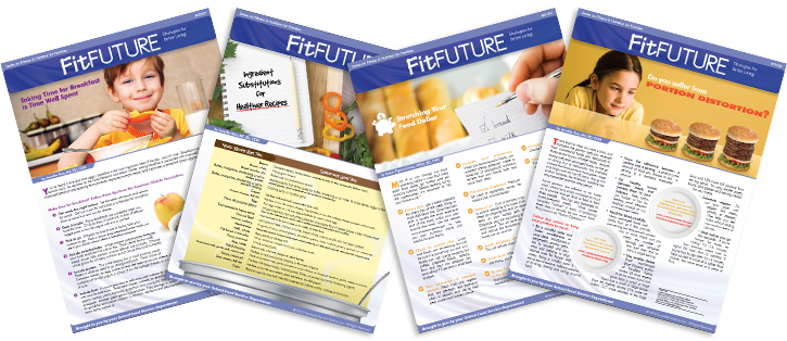 FitFuture Parent Newsletters [FREE DOWNLOAD]