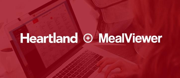 Heartland School Solutions Welcomes MealViewer