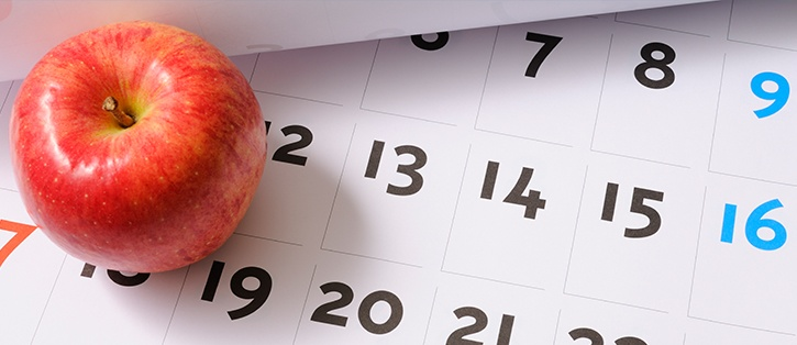 How to Spice-Up Your School Menu Calendars in 7 Steps
