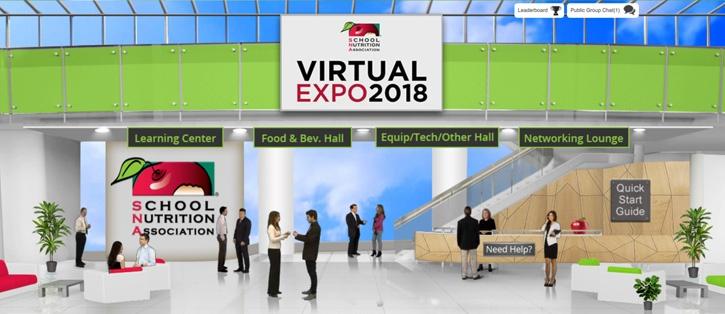 SNA Virtual Expo 2018