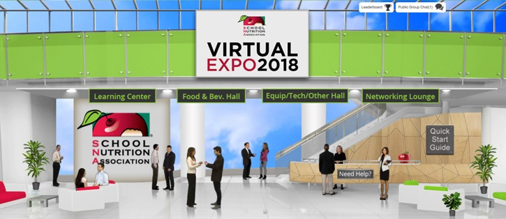SNA Virtual Expo 2018