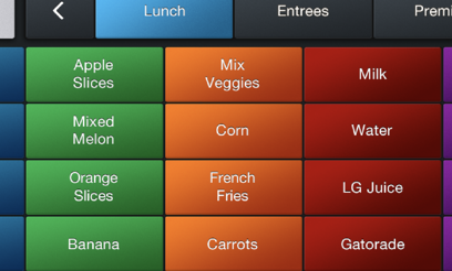 mosaic menu boards