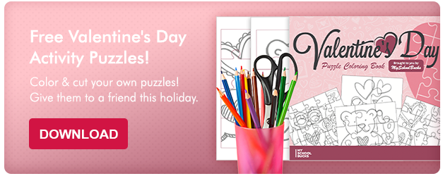Free Valentine's Day Activity Puzzles | Download Yours Today!
