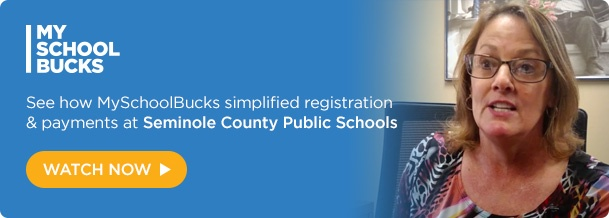 See how MySchoolBucks simplified registration & payments at Seminole County Public Schools